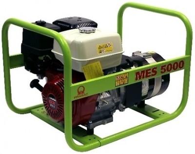 Бензиновый генератор Pramac MES 5000 3 фазы