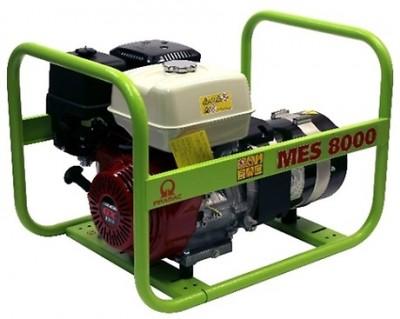 Бензиновый генератор Pramac MES8000 3 фазы