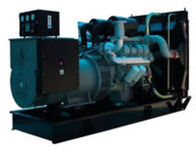 Дизельный генератор MingPowers M-C206