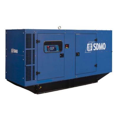 Дизельный генератор SDMO J200K в кожухе