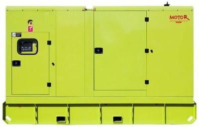 Дизельный генератор Motor АД100-Т400-R в кожухе