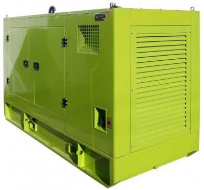 Дизельный генератор Motor АД120-Т400-R в кожухе