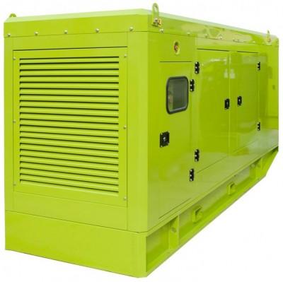 Дизельный генератор Motor АД250-Т400-R в кожухе