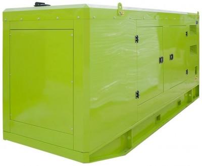 Дизельный генератор Motor АД200-Т400-R в кожухе