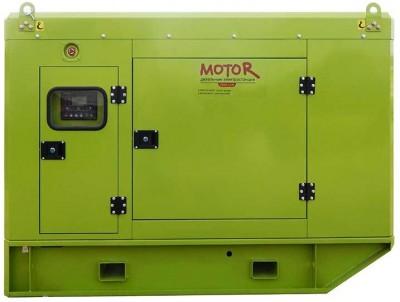 Дизельный генератор Motor АД20-Т400-R в кожухе