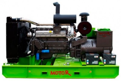 Дизельный генератор Motor АД300-Т400-R