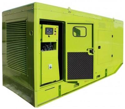 Дизельный генератор Motor АД400-Т400-R в кожухе