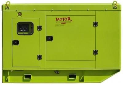 Дизельный генератор Motor АД80-Т400-R в кожухе