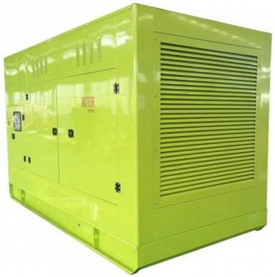 Дизельный генератор Motor АД500-Т400-R в кожухе