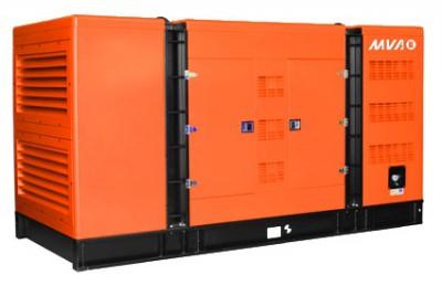 Дизельный генератор MVAE АД-360-400-С в кожухе