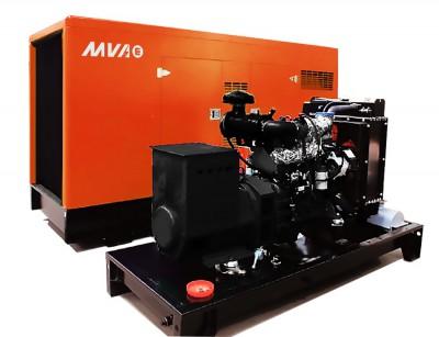 Дизельный генератор MVAE АД-700-400-С