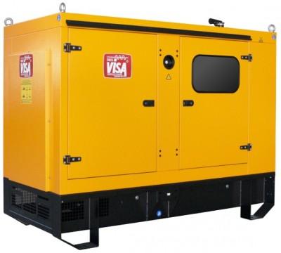 Дизельный генератор Onis VISA JD 45 GX с АВР