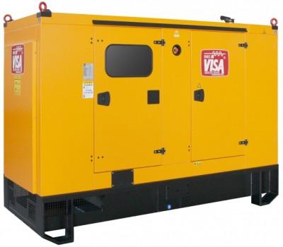Дизельный генератор Onis VISA P 200 GX (Marelli) с АВР
