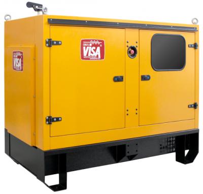Дизельный генератор Onis VISA JD 30 GX с АВР