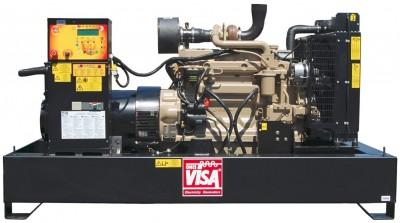 Дизельный генератор Onis VISA F 120 GO