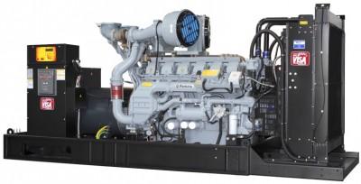 Дизельный генератор Onis VISA C 1050 U (Mecc Alte)
