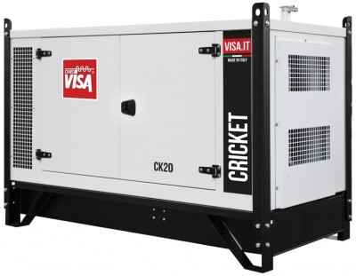 Дизельный генератор Onis VISA CK-P 41 с АВР