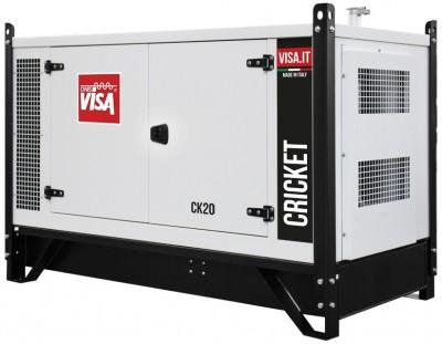 Дизельный генератор Onis VISA CK-P 65