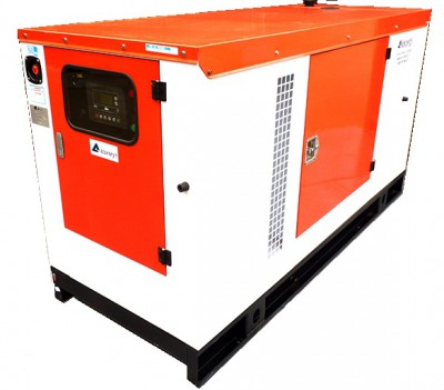 Дизельный генератор Азимут АД 360-Т400 в кожухе с АВР