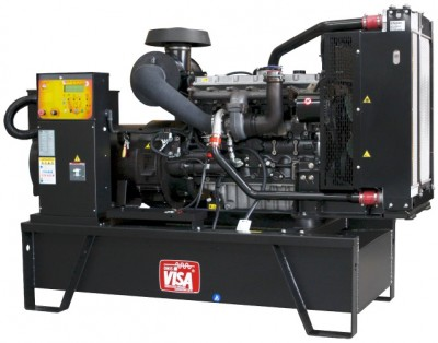 Дизельный генератор Onis VISA P 200 B (Marelli)