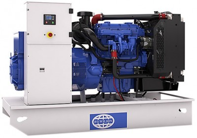 Дизельный генератор FG Wilson P65-6 с АВР