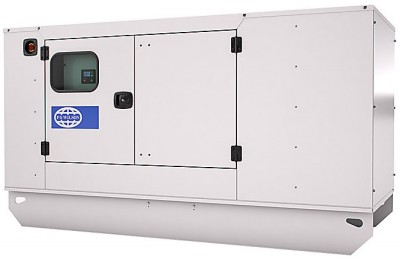 Дизельный генератор FG Wilson P88-6 в кожухе