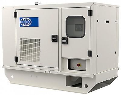 Дизельный генератор FG Wilson P11-6S в кожухе