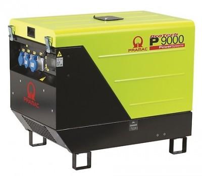 Дизельный генератор Pramac P9000