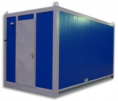 Дизельный генератор Pramac GBW 10 Y 1 фаза в контейнере