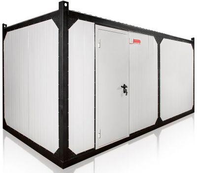 Дизельный генератор ТСС TBd 1100SA в контейнере