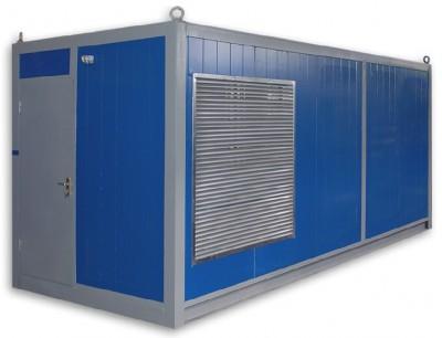 Дизельный генератор Aksa AD-825 в контейнере с АВР