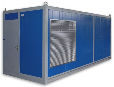 Дизельный генератор Broadcrown BCM 1900S в контейнере