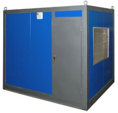Дизельный генератор Исток АД12С-Т400-РМ12 в контейнере с АВР
