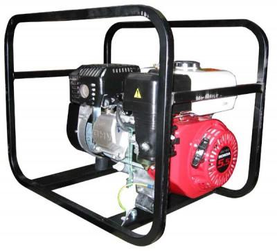 Бензиновый генератор Gesan G 7 TF H Электростартер