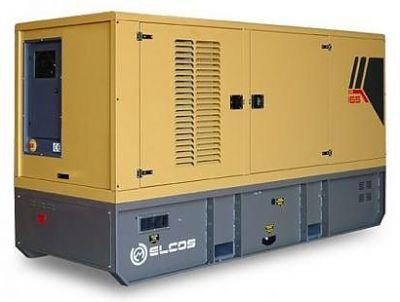Дизельный генератор Elcos GE.FA.150/130.SS с АВР