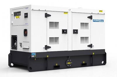 Дизельный генератор Power Link PPL12 в кожухе