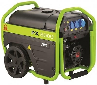 Бензиновый генератор Pramac PX 5000