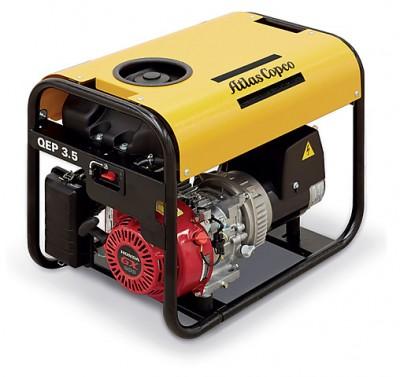 Бензиновый генератор Atlas Copco QEP 3.5