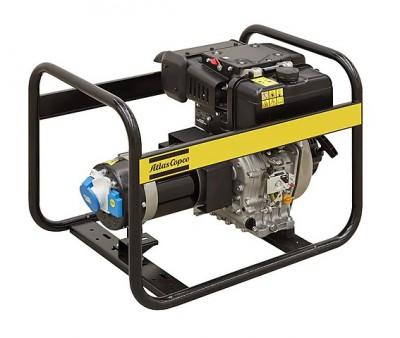 Дизельный генератор Atlas Copco QEP 4