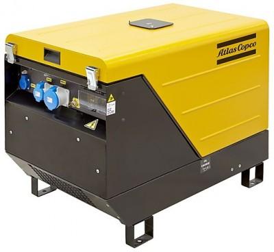 Дизельный генератор Atlas Copco QEP S6 с АВР