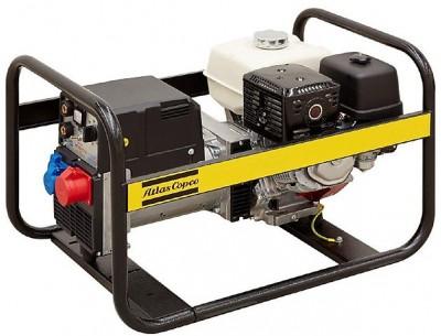 Сварочный генератор Atlas Copco QEP W210