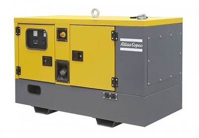 Дизельный генератор Atlas Copco QES 9