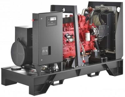 Дизельный генератор Atlas Copco QI 115 с АВР