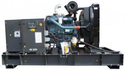 Дизельный генератор Atlas Copco QI 220 с АВР