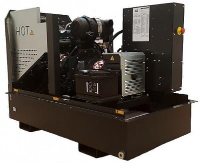 Дизельный генератор Atlas Copco QIS 25 с АВР