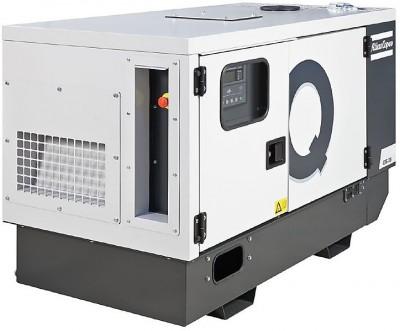 Дизельный генератор Atlas Copco QIS 25 в кожухе