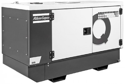 Дизельный генератор Atlas Copco QIS 115 с АВР