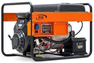 Бензиновый генератор RID RH 12001 E