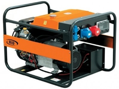 Бензиновый генератор RID RH 15540 ER