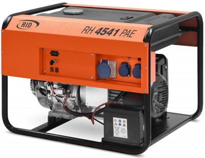 Бензиновый генератор RID RH 4541 PAE